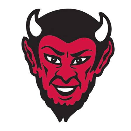 Red Devil Temporary Tattoos
