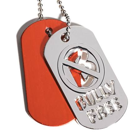 Bully Free Slider Dog Tag