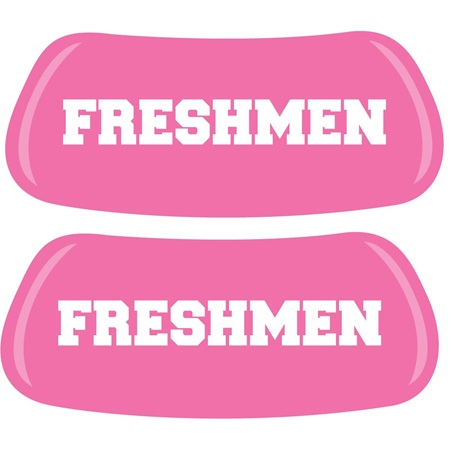 Freshmen Pink EyeBlacks