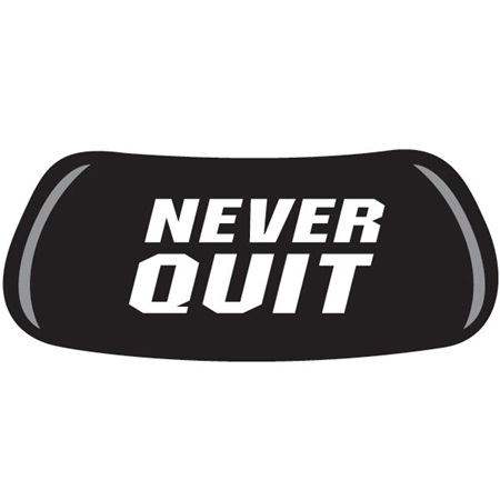 Never Quit Eyeblack Pair