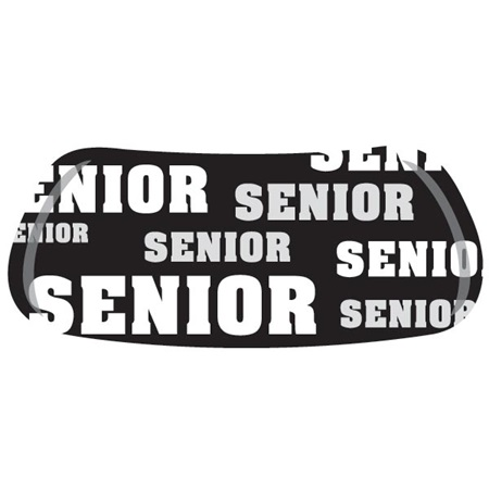 Senior Different Eyeblack Pair