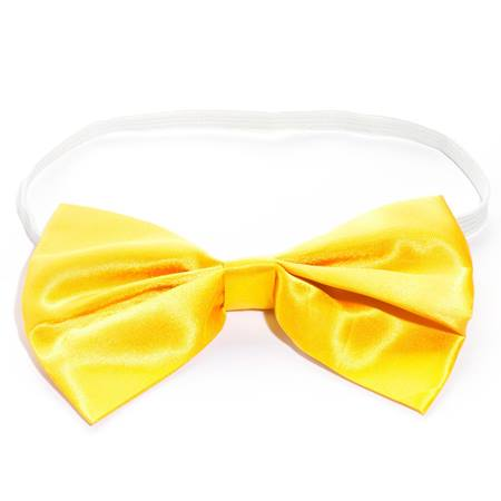 Yellow Spirit Bow Tie