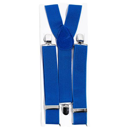 Blue Spirit Suspenders