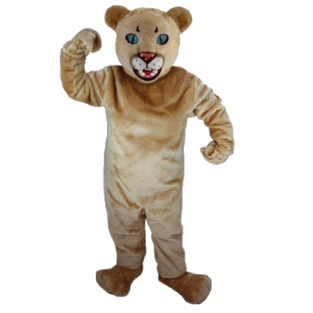Cool Cougar Mascot Costume