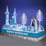 Winter Wonderland Parade Float