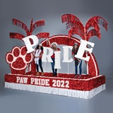 Paw Pride Float Theme