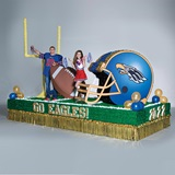 Football Is Life Float Theme