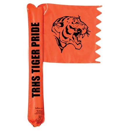 Custom Inflatable Bleacher Flag