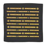Homecoming Bandana - Black and Gold