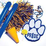 Blue/Gold Deluxe Paw Pride Set