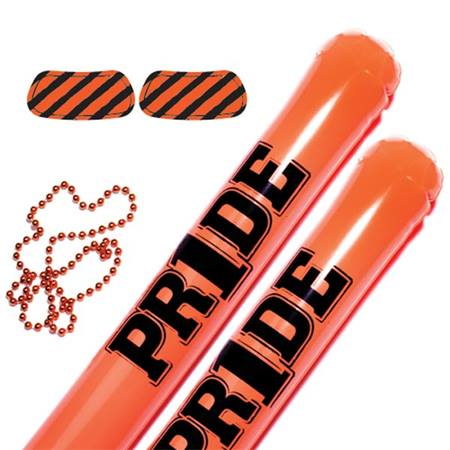 Orange/Black Pride Pack