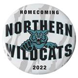 "2 1/4"" Custom Button - Homecoming Wildcats"