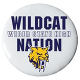 "3"" Custom Button - Wildcat Nation"