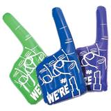 We're #1 Inflatable Hand