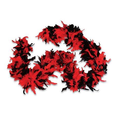 Red and Black Spirit Boa
