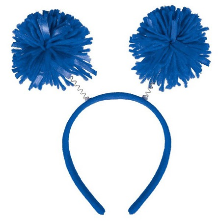 Blue Headboppers