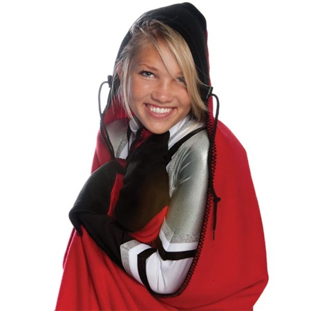 Hooded Stadium Blanket