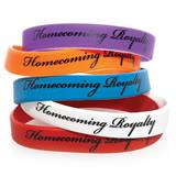 """Homecoming Royalty"" Wristband"
