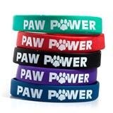 Paw Power Wristband