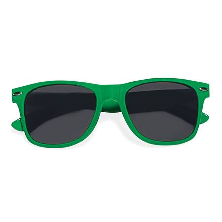 Green Malibu Sunglasses