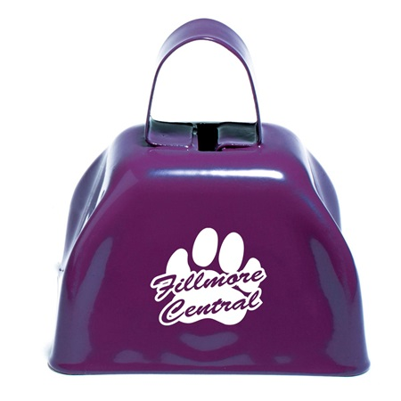 Purple Cow Bell