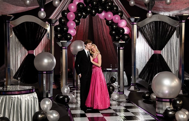 a black tie affair complete prom theme anderson s
