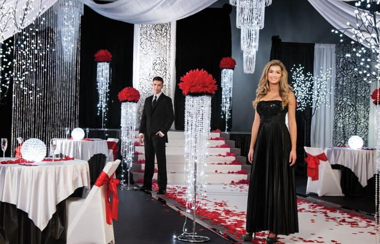Diamonds Are Forever Complete Prom Theme   Anderson's