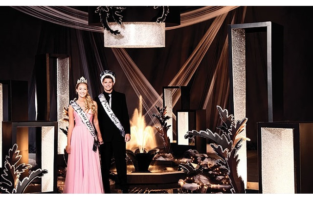 Glamour and Glitz Complete Prom Theme