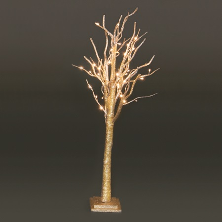 Small Gold Sparkle Tree Kit