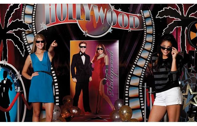 Hollywood Glamour Complete PromTheme