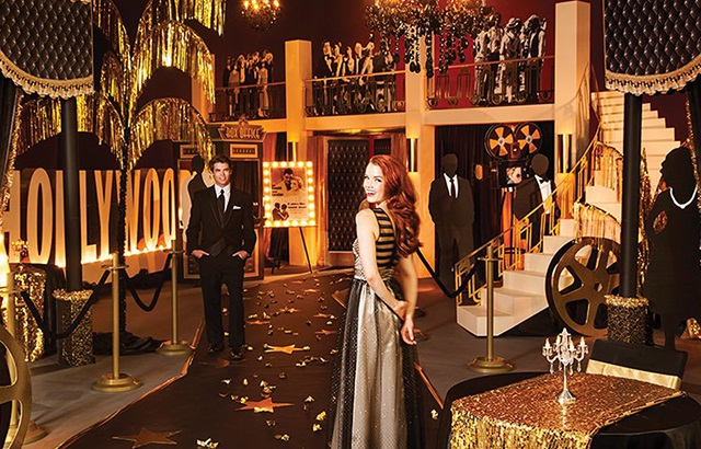 Golden Age Of Hollywood Complete Prom Theme