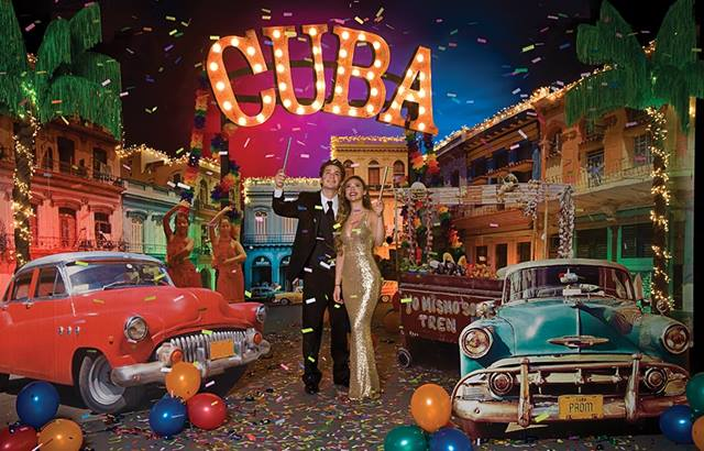 Havana Nights Complete Theme