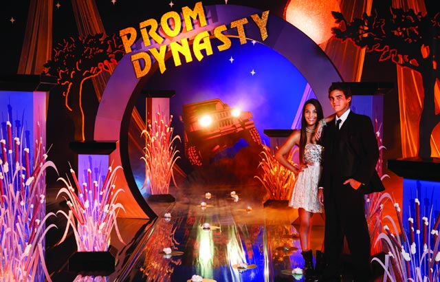 Prom Dynasty Complete Theme