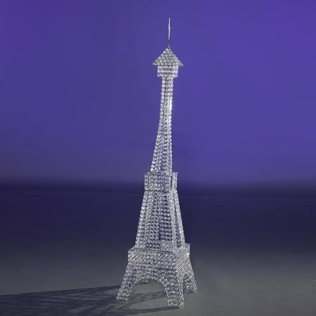 Crystal Eiffel Tower Kit