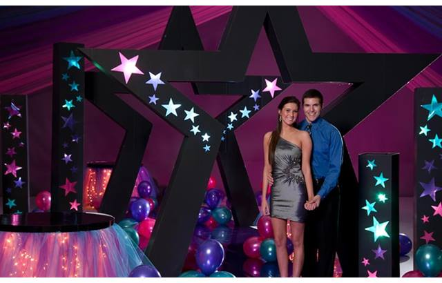 Starlight Complete Prom Theme