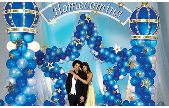 All Hail Homecoming Complete Theme