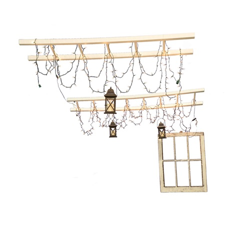 High in the Western Sky Hanging Ladders Kit (set of 2)