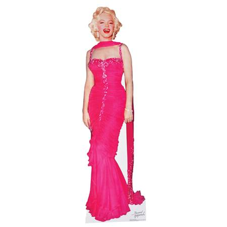 Marilyn Monroe Life-size Stand Up
