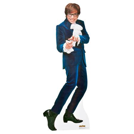 Austin Powers Photo Op