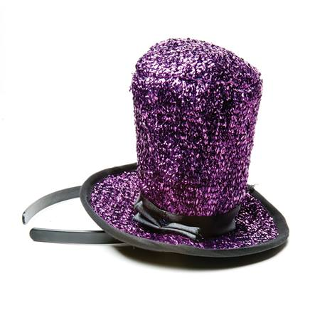 Sparkling Top Hat Headband