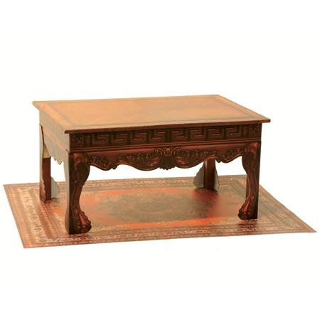 Coffee Table And Rug Photo Scene Kit Anderson 39 S