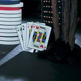 Place Your Bet Cards & Chips Kit