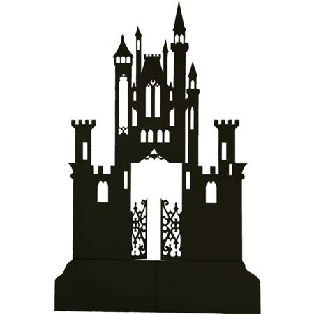 Gothic Castle Silhouette Kit | Anderson's
