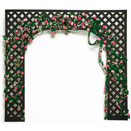 Bella Rosa Lattice Arch Theme Kit
