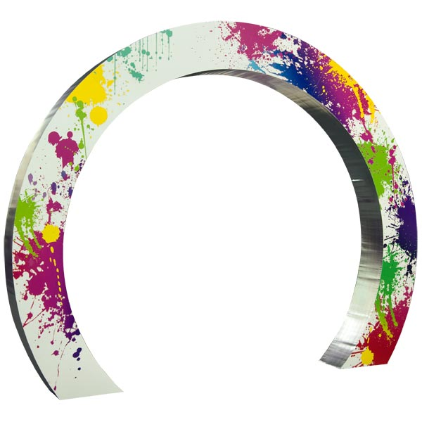 Color Splash Arch Kit