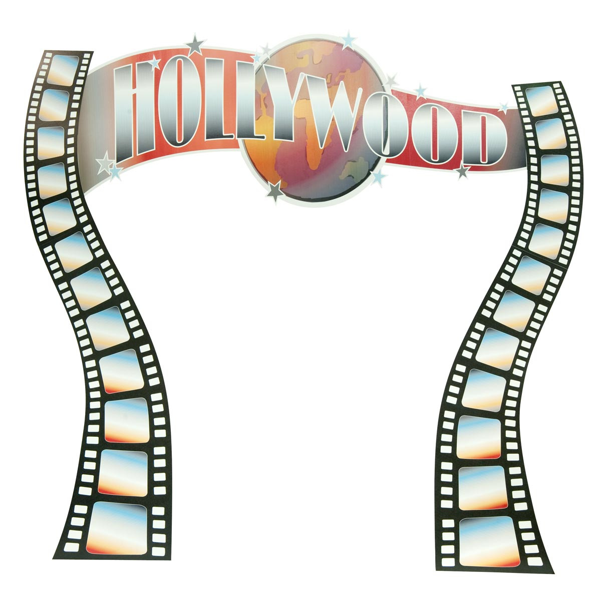 Welcome to Hollywood Arch Kit