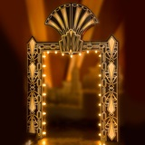 Fancy FanFlair Art Deco Arch Kit With Lights