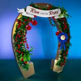Run For the Roses Horseshoe Arch Kit