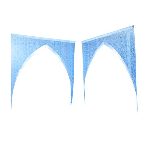 Midnight's Frozen Tapestry Arches Kit (set of 2)