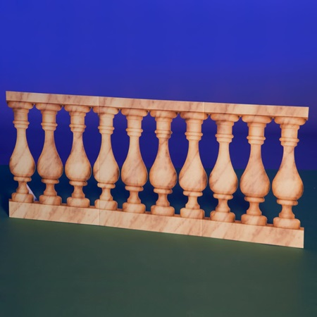 Italia Belisssima Balustrade Kit (set of 5)